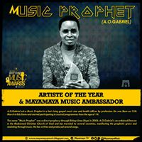 Music Prophet emerges as Artiste of the year 2017