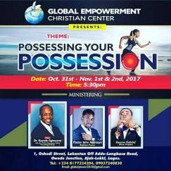 Possessing Your Possession