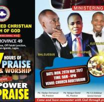 Ours of Praise
