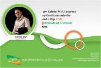 Attitude of Grattitude
