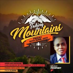 Taking the Mountain