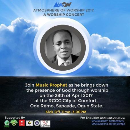 Atmosphere of Worship 2017